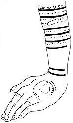 lars krutak tattoos of the hunter gatherers of the arctic lars