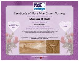 special mothers day gifts world s s day gifts available on mars from uwingu