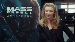 natalie dormer is dr lexi t perro in mass effect andromeda