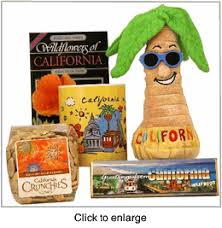 california gifts promomotional items