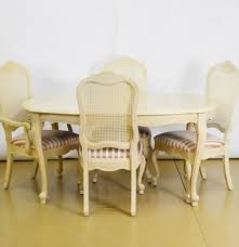 lexington dining room table and five chairs ebth