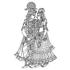 indian bride groom clipart clipground
