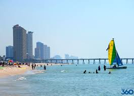 Map Of Panama City Beach Florida by Things To Do In Panama City Beach Best Things To Do In Panama