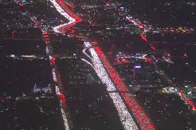 here s a preview of thanksgiving traffic facing la travelers