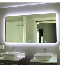 vanity led light mirror windbay 48 backlit led light bathroom vanity sink mirror