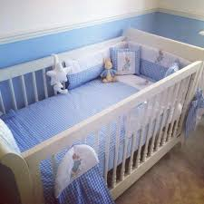 rabbit 3 piece baby bedding set