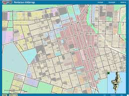City Of Chicago Zoning Map City Ofpinteria Zoning Map Car Pictures Car Canyon