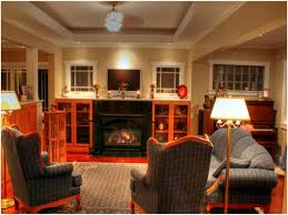 craftsman style interior decorating single story craftsman style