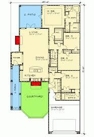 duplex narrow lot floor plans floor plan with duplex narrow lot plans modern house garage small