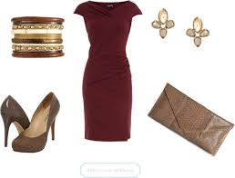 burgundy dress for wedding burgundy dress for a fall wedding