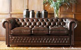 canapé d angle chesterfield canapé d angle chesterfield en cuir 3 places stamford