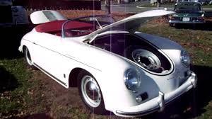 outlaw porsche for sale sold 1956 porsche 356a speedster for sale fantastic just
