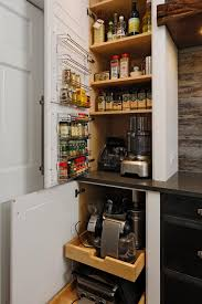 Kitchen Appliance Storage Ideas by Kitchen Appliance Storage Ideas Ceramic Tile Floor Under Cabinet
