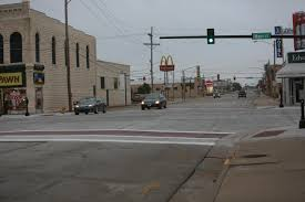 Hutch News Classifieds Road Closed U0027 Signs Removed From Fourth And Main News The