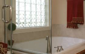 glass block bathroom ideas glass blocks bathroom walls design block modern rectangular
