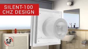 Extractor Fan Bathroom How To Install A Bathroom Extractor Fan Silent 100 Chz Design