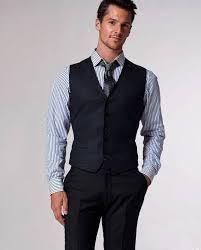 designer weste dion herren designer weste in cremefarven tweed mit