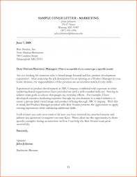 cover letter marketing cover letter templates marketing cover