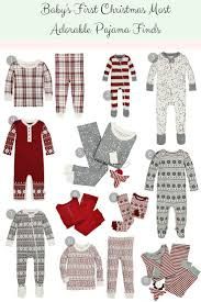 best 20 baby christmas pajamas ideas on pinterest u2014no signup