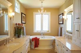 Crystal Chandelier For Bathroom Small Crystal Chandelier Bathroom Traditional With Bathroom