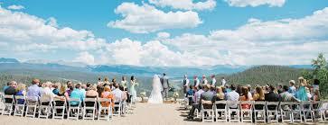 Wedding Venues Colorado Rocky Mountain Wedding Venue Outdoor Wedding Ideas Granby Ranch