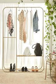 Garment Clothing Rack Wardrobe Racks Decorative Clothing Rack