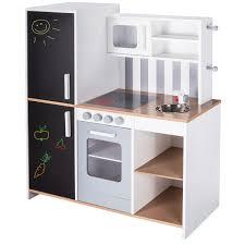 cuisine pour enfants en bois cuisine pour enfants londres de roba en bois avec tableau noir
