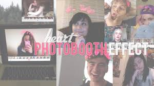 photo booth for photobooth heart effect for windows 2016