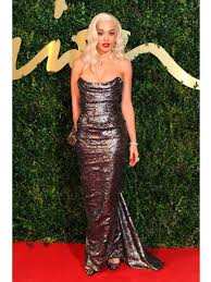 British Fashion Awards 2013 Pictures by Rita Ora Celeb Dresses Fashion Celebrity Style