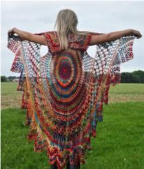boho crochet 11 dazzling openwork crochet patterns