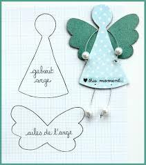 des petits anges en carton faciles à faire le bonheur est aussi