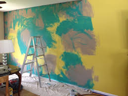 painting walls with chalk paint suite pieces