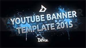 free youtube banner layout free youtube banner layout 2015 psd youtube