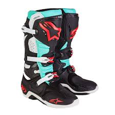 alpinestars motocross jersey alpinestars motocross mx tech 10 eli tomac limited edition boot