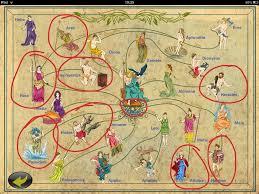 gods in the odyssey greek mythology showme