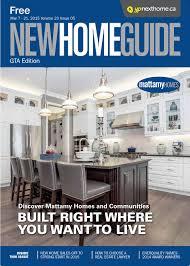 mattamy homes seaton floor plans