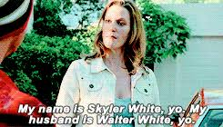 Skyler White Meme - get to know me meme 1 5 female characters skyler white as an find