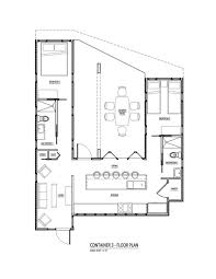 Business Floor Plan Design by Simple Two Story Rectangular House Design With Kitchen Four