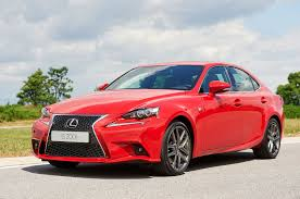 2015 red lexus is 250 lexus is250 4x4 news photos and reviews