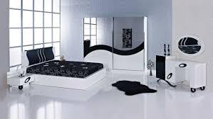 chambre coucher blanc et noir chambre a coucher moderne noir et blanc meilleur idées de