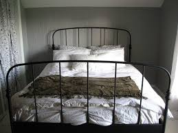 iron metal bed frame ikea fabulous metal bed frame ikea for
