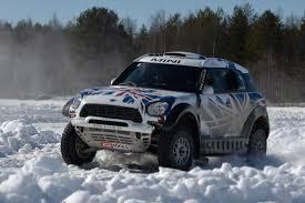 mini countryman all4 racing dakar rally 2016 review auto express