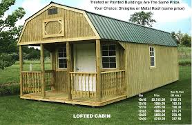 lofted barn cabin plans lofted cabin scott and mike s barn s