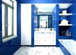 blue and black bathroom ideas blue and white bathroom ideas springup co