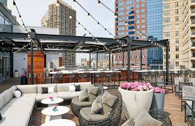 the 15 best rooftop bars and restaurants in chicago purewow