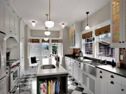 30 Black And White Kitchen black and white tile floor kitchen white kitchen floor tile ideas