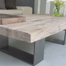 wood metal end table modena distressed wood metal coffee table