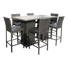 Bistro Set Bar Height Outdoor by Patio Ideas Outdoor Patio Furniture Bar Height Outdoor Patio