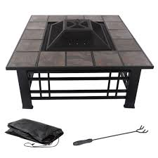 fire pit poker pure garden fire pit home outdoor decoration