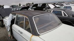 car junkyard york pa junkyard find 1968 volvo 140 sedan